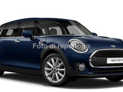used Mini One D Clubman ONE HYPE LINE