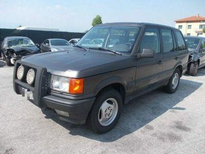 usata Land Rover Range Rover 2.5 turbodiesel 5 porte