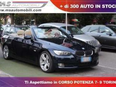 usata BMW 325 Cabriolet d Futura Pelle Navi Unicoproprietario