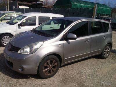 gebraucht Nissan Note 1.4 GPL - 2010