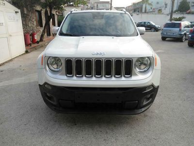 usata Jeep Renegade 2.0 Mjt 140CV 4WD Active Drive