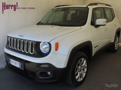 used Jeep Renegade 2.0 Mjt 140CV 4WD Active Drive ...