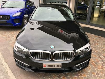 usata BMW 520 Serie 5 (G30/G31) Touring Business-LED-PRONTA