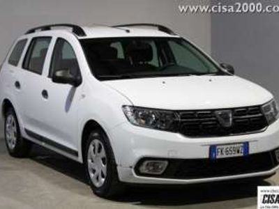 usata Dacia Logan MCV 1.5 dCi 8V 75CV Start&Stop Ambiance