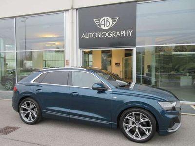 usata Audi Q8 50 TDI quat tip 3.0 V6 286 cv List.140.956 EUR: