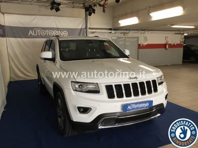 used Jeep Grand Cherokee g.cherokee 3.0 crd (mjt II) V6 Limited 250cv auto