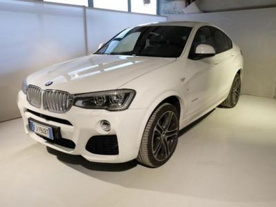 gebraucht BMW X4 xDrive30dA 249CV Msport del 2017 usata a Asti