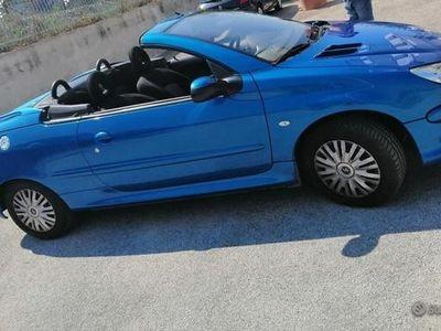 usata Peugeot 206 CC GPL/BENZINA
