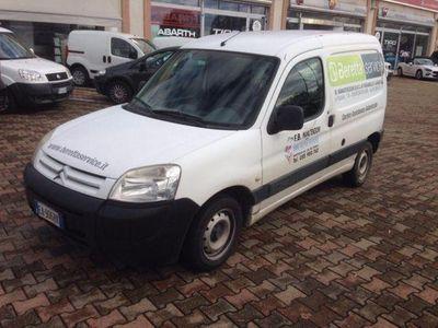 used Citroën Berlingo 1.4 4p. Bi Energy M 20 First Van