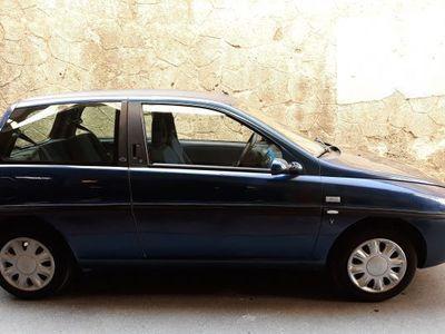 gebraucht Lancia Ypsilon 16V cat Elefantino Blu del 2002 usata a Genova