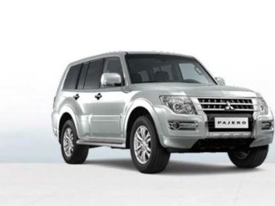 used Mitsubishi Pajero 3- door Involve 3.2 Litre DI-D Automatico