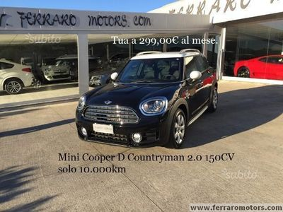 gebraucht Mini Cooper D Countryman 2.0 solo 10.000km