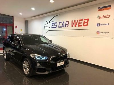 usata BMW X2 sDrive18d Business-X aut. 150 cv