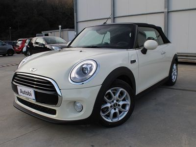 usata Mini Cooper D Cabriolet 2016 Diesel 1.5 Boost my18