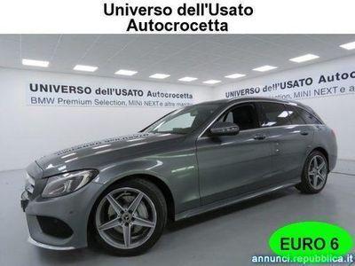used Mercedes C220 d S.W. Auto Premium EURO 6