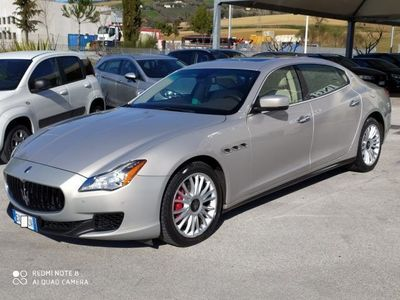 usata Maserati Quattroporte 3.0 V6 S Q4-BOOK SERVICE-
