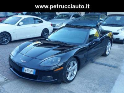 usata Corvette C6 coupe 6.2 v8 coup ls3 437cv benzina