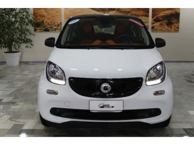 used Smart ForFour forfour90 0.9 Turbo twinamic Passion usato