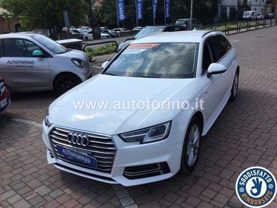 begagnad Audi A4 A4avant 30 2.0 tdi S line edition 122cv s-tronic