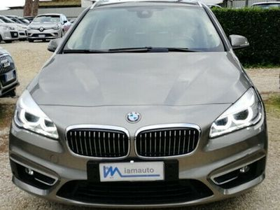 usata BMW 220 Active Tourer 220d xDrive Luxury