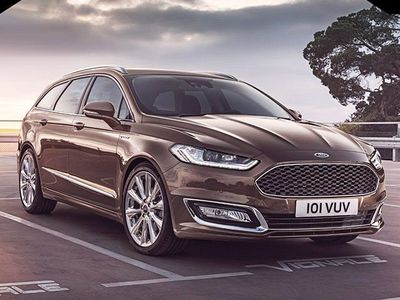 brugt Ford Mondeo 2.0 TDCi 180 CV S&S Powershift AWD 5p. ST-Line Busin.