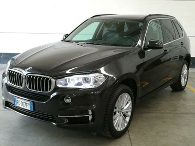 usata BMW X5 xDrive 25d Luxury
