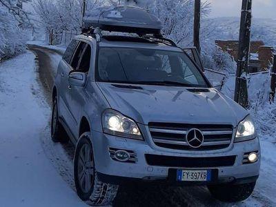 usata Mercedes GL320 CDI 4Matic 7G-TRONIC