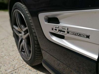usata Mercedes SL63 AMG AMG Classe (R230) cat Performance