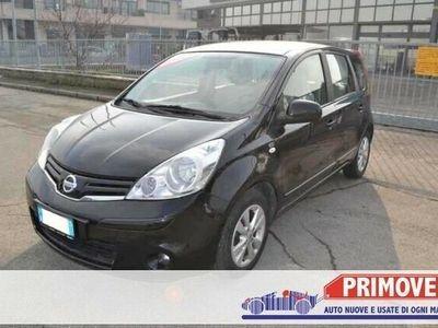 usata Nissan Note 1.4 16V GPL Eco Acenta,clima,bluetooth,radio cd,fe