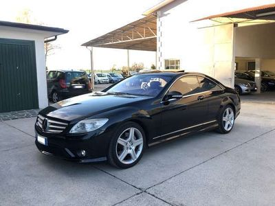 usata Mercedes CL500 AMG Full Extra Opt.