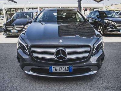 usata Mercedes GLA200 Classe (X156) 200 CDI Automatic Sport