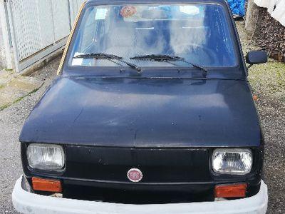 käytetty Fiat 126 - Anni 70