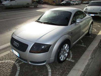 usata Audi TT Coupè Coupé 1.8 T 20V 179 CV cat S LINE FULL OPTIONAL