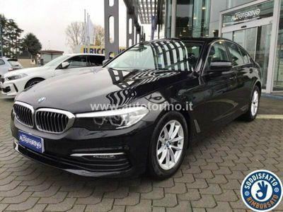 usata BMW 520 520 d xdrive Business auto