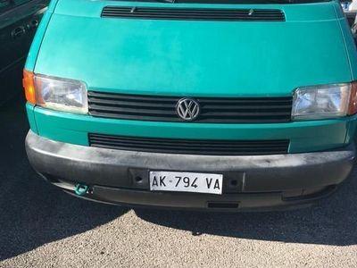 brugt VW T3 Transp.FURGONE SINCRO 2.4 D 8p