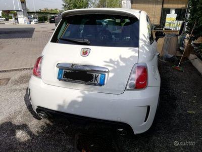 usata Fiat 500 Abarth DA VETRINA 1.4 t jet 140cv anno