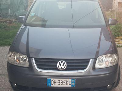 used VW Touran 1.9 2007
