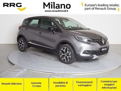 used Renault Captur dCi 8V 90 CV Start&Stop Intens usato