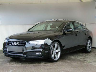brugt Audi A5 Sportback S Line Selection 2,0tdi Eu6 Quattro