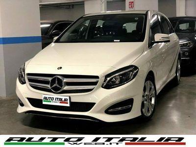 usata Mercedes B180 BENZ Sport TECH#C.LEGA17#NAVI#PELLE#LED#BLUETOOTH