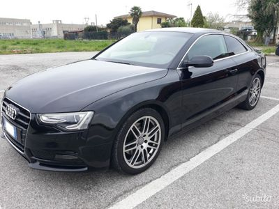 used Audi A5 coupé S-tronic 2.0 tdi business 2014
