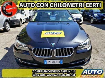 usata BMW 525 d xdrive touring futura full opt pack tagliandi