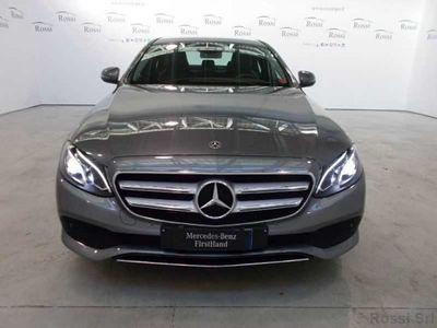 używany Mercedes E220 Business Sport 4matic auto