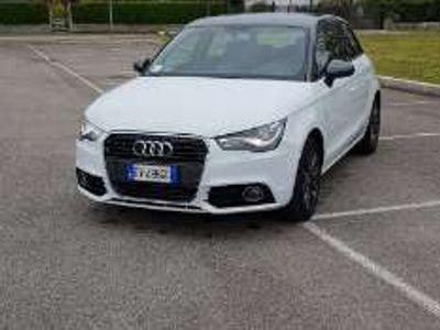 brugt Audi A1 Sportback 1.6 TDI 90cv Cambio Automatico