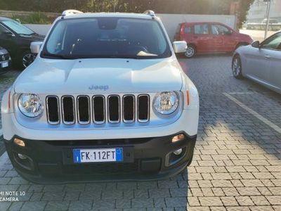 usata Jeep Renegade 2.0 Mjt 140CV 4WD Active Drive Limited rif. 12677966