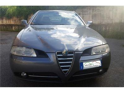 usata Alfa Romeo 166 2.4 Jtd M-jet 20v Cat Distinctive Usato