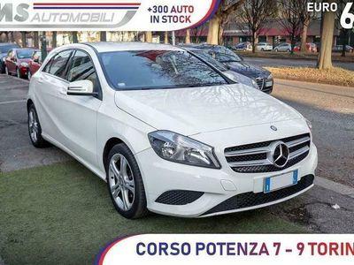 usata Mercedes A180 CDI Premium Unicoproprietario