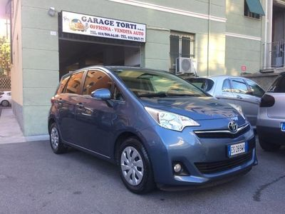 used Toyota Verso-S 1.4D MT Lounge TAG KM CERTIFICATI