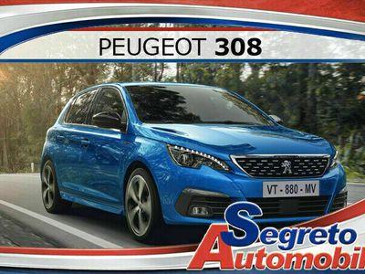 usata Peugeot 308 1500 Bluehdi 130 Cv Www.segretoautomobili.it