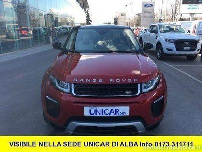 brugt Land Rover Range Rover 2.0 TD4 150 CV 5p. SE Dynamic Alba
